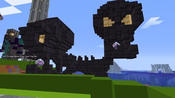 🕱 Wither Statue 🕱 Minecraft Map & Project