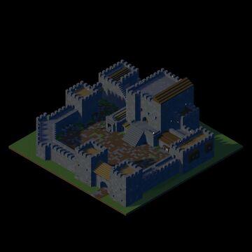 Haringoth Castle Minecraft Map & Project