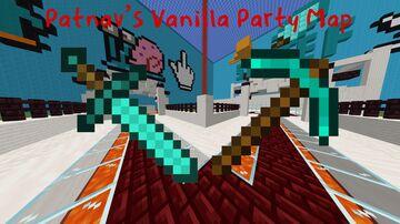 Patnav's Vanilla Party Map Minecraft Map & Project