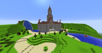 Peach Minecraft Maps Planet Minecraft Community