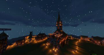 original Spawn Minecraft Map & Project