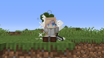 Rei the little angel/1.16/Add her to your world! Minecraft Map & Project