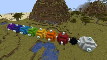 3x3 Minecraft Map & Project
