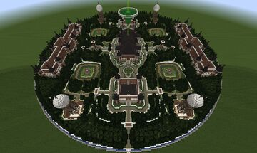 My Estate Minecraft Map & Project