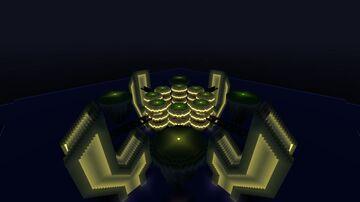 KingVEKY's (Vesko's) Water Base Minecraft Map & Project