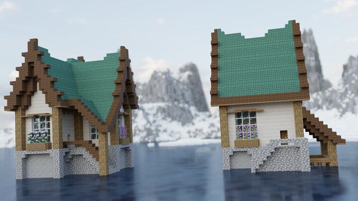 Rendered in blender with cycles