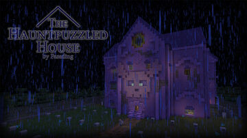 The Hauntpuzzled House Minecraft Map & Project