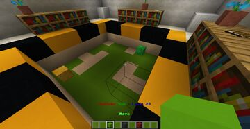 Puzzle Slide Minecraft Map & Project