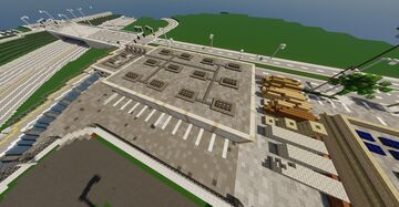 Freal estate building LLC 2nd warehouse Minecraft Map & Project