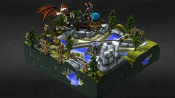 Hub Minecraft Map & Project