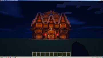 The Inn for Astaekham Minecraft Map & Project