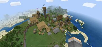 Fun time Minecraft Map & Project