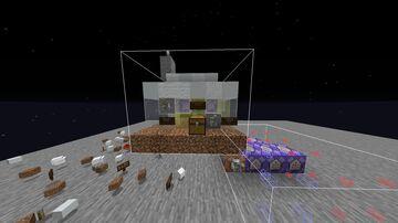 Lighting Arrow Minecraft Map & Project