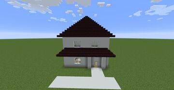 Thomas Sanders' House Minecraft Map & Project