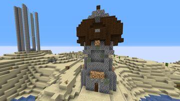 Survival Map Season1 Minecraft Map & Project