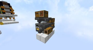 Tiny Charcoal Maker Minecraft Map & Project