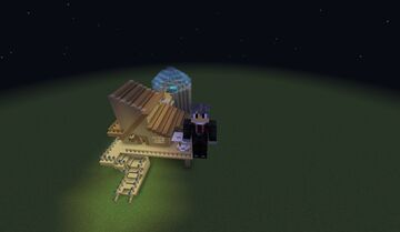 Steven Universe Future Beach House ( only house and nursery ) ( solo casa y vivero ) Minecraft Map & Project