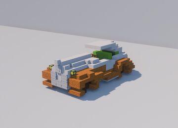 Rolls Royce Silver Cloud III Minecraft Map & Project