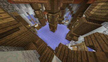Small Waith Spawn | Spawn/hub - 12 Minecraft Map & Project