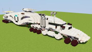 The Ivory Truck Minecraft Map & Project