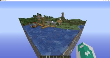 cube builders creative lobby Minecraft Map & Project