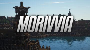 Project Morivvia | Medieval City Minecraft Map & Project