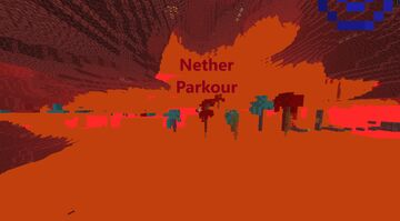 Nether Parkour Minecraft Map & Project