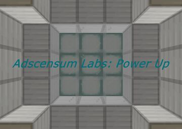 Adscensum Labs: Power Up Minecraft Map & Project