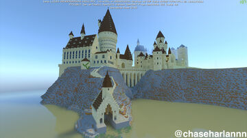 Hogwarts Castle Minecraft Map & Project