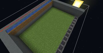 Flower/Pickle Farm Using Water Minecraft Map & Project