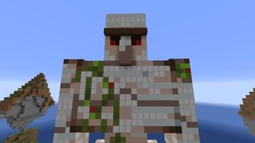 Captain Morrow's Iron Sentinel Minecraft Map & Project