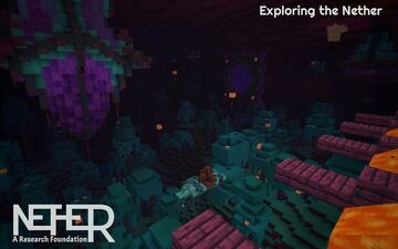 NETHER - A Research Foundation; Exploring the Nether Minecraft Map & Project
