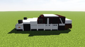 Toyota Sprinter Trueno AE86 - Initial D Minecraft Map & Project