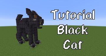 Black Cat Minecraft Map & Project