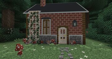Cottage Core Minecraft Map & Project