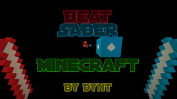 Beat Saber Minecraft (BSMC) Minecraft Map & Project