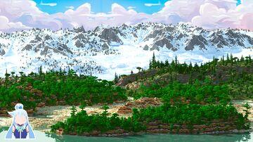 Terra Form - 4000x4000 [worldpainter] Minecraft Map & Project
