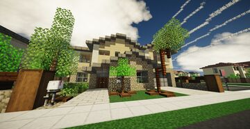 Upper midle class home #7 Minecraft Map & Project