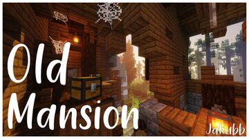 Old Mansion | ᴶᵃᵏᵘᵇᵇ Minecraft Map & Project