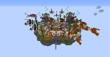 Skywars lobby (for sale) Minecraft Map & Project