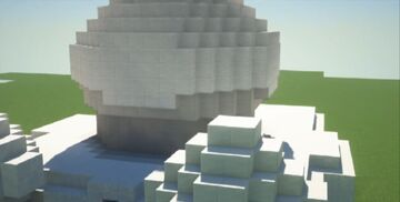 Islamic Temple - Built By ME!!! :D Minecraft Map & Project