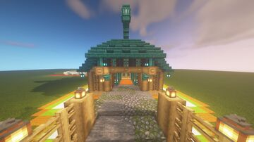 Melonness Build Pack Minecraft Map & Project