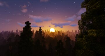 Magic Muschroom Mountain - Project Aragon - By Northling64 Minecraft Map & Project