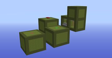 Bedwars Map 4x1/4x2/4x3/4x4 - Cubes / Clay | FREE DOWNLOAD | Minecraft Map & Project