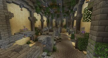FTC Dungeons - Custom Bosses, Enchants and Rewards Minecraft Map & Project