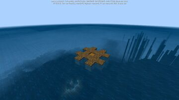 Fast Raft Minecraft Map & Project