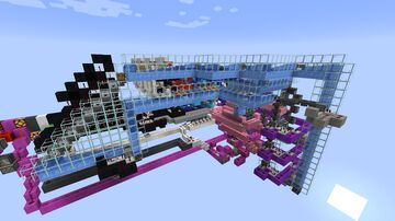 Calculator V2 Minecraft Map & Project