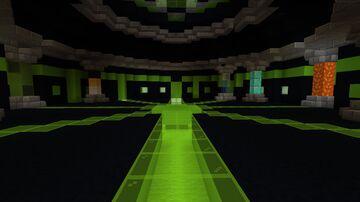 Inside the Omnitrix (reboot) Minecraft Map & Project