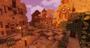 Minecraft: Epic Desert Village/Town [FREE DOWNLOAD] Minecraft Map & Project
