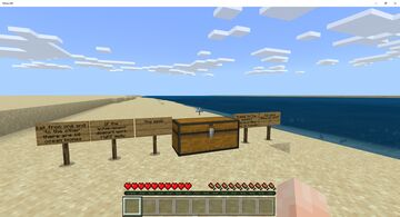 (EASY) Sail the Seven Seas Achievement World Minecraft Map & Project